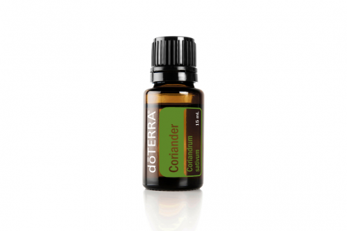 coriander-koriander-doterra-esenciálne